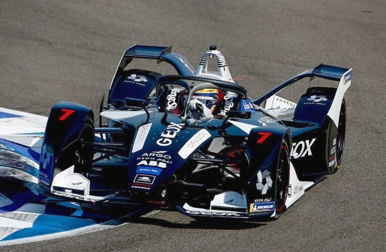 Sergio Sette Camara has to settle for Formula E for now