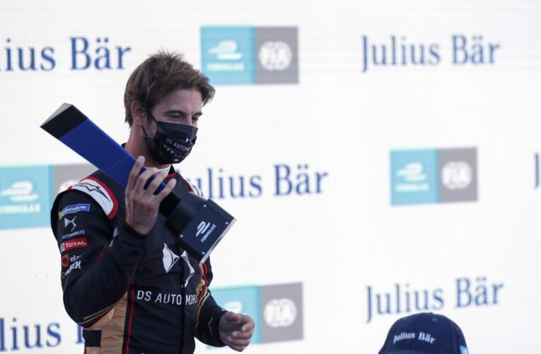 Da Costa crowned Formula E champion with 2nd place