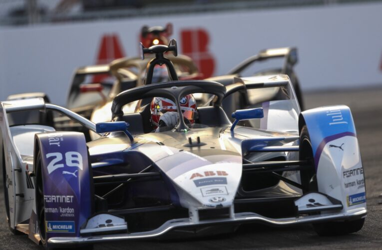 Andretti BMW's Guenther pips Frijns to in Berlin