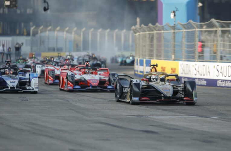Formula E Championship becomes first sport with a certified net zero carbon footprint