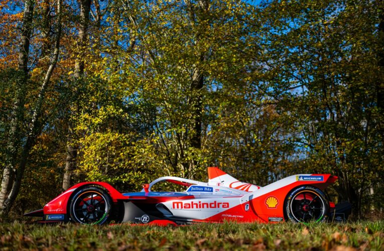 Formula E: Mahindra becomes 1st team and manufacturer to commit to Gen3 era