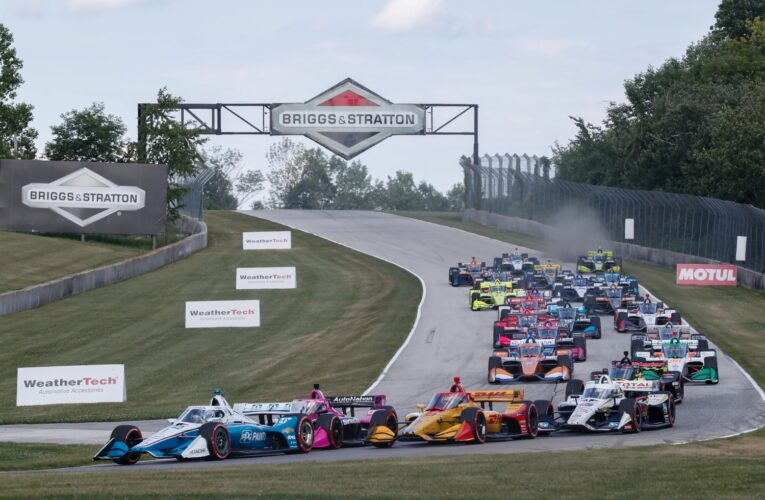 IndyCar: Road America Preview
