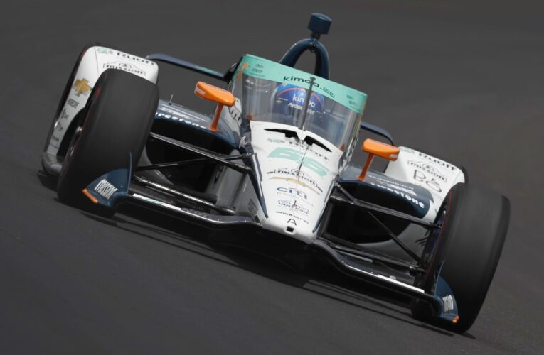 Alonso admits Indy 500 win will be 'difficult'