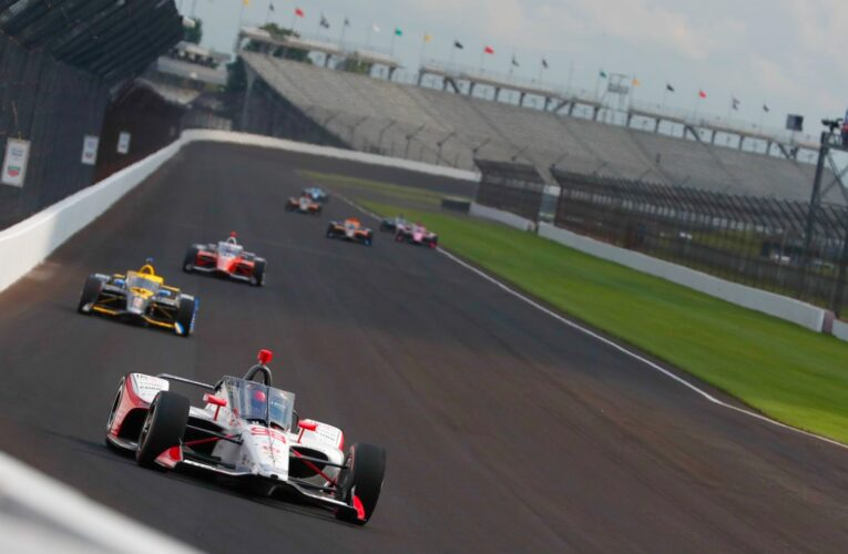 Indy Day 3: Hondas dominate Fast Friday at Indy