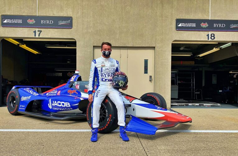 Indy: Jacob Construction Livery for James Davison