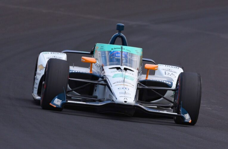 Alonso said clutch failure led to poor Indy 500 result. But it didn't matter