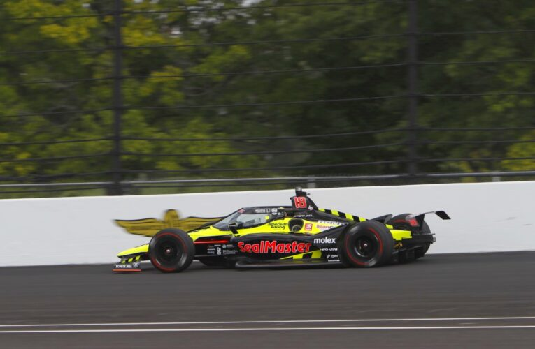 NASCAR's Ferrucci to cherry-pick the Indy 500