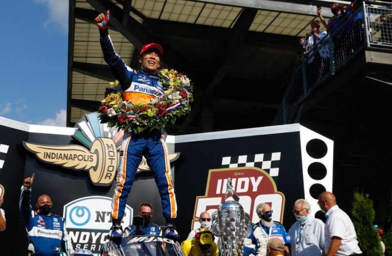IndyCar: Sato leaving Rahal team for a 2nd time