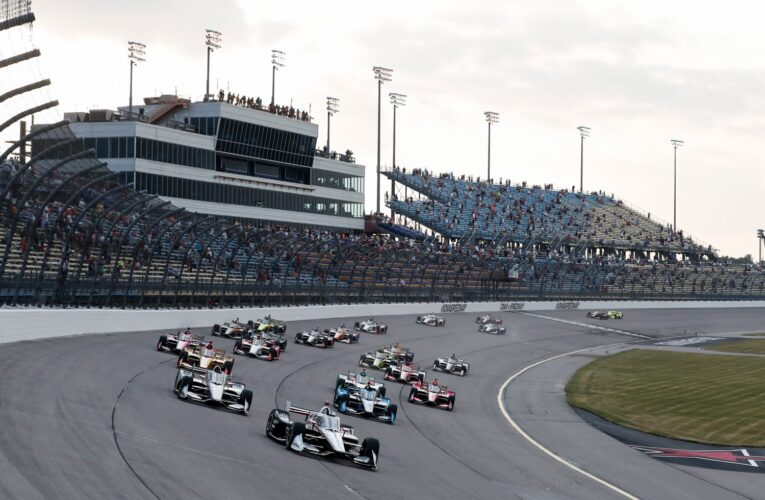 IndyCar continues to shed venues