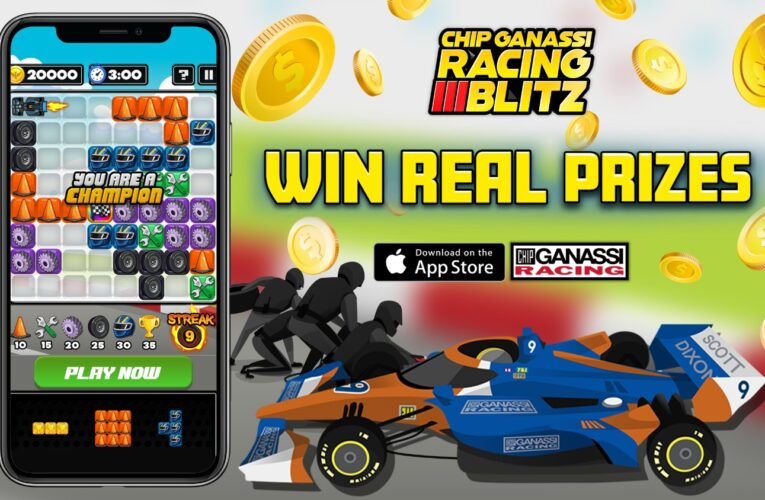 Chip Ganassi Racing Comes to Skillz to Launch First Ever Mobile Game for a NASCAR or INDYCAR Team
