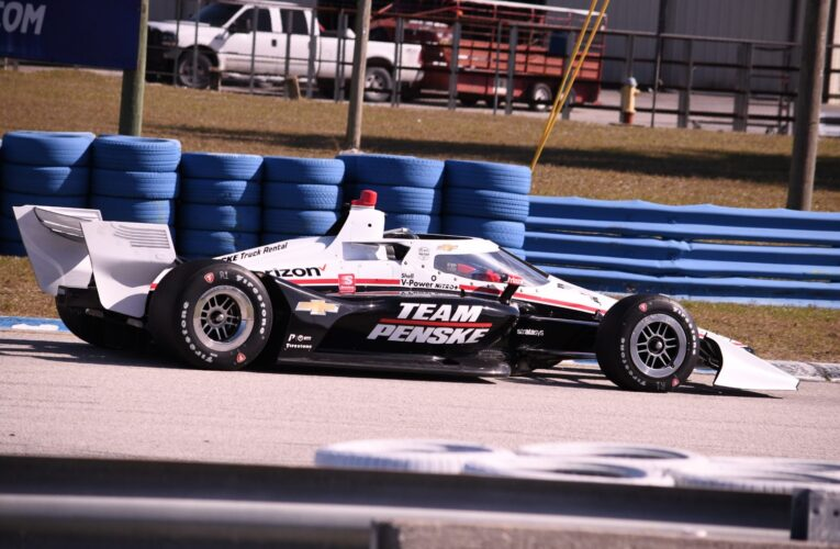 IndyCar testing slated for Sebring Monday and Tuesday  (Update)
