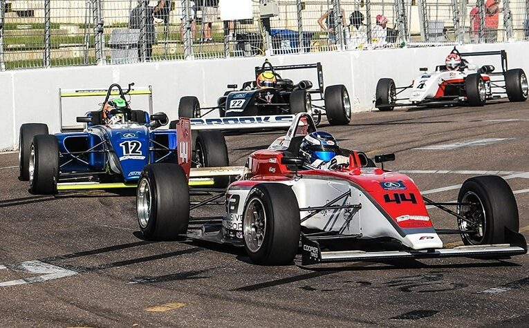 Brooks Becomes Second Rookie Winner at St. Pete in Two Days
