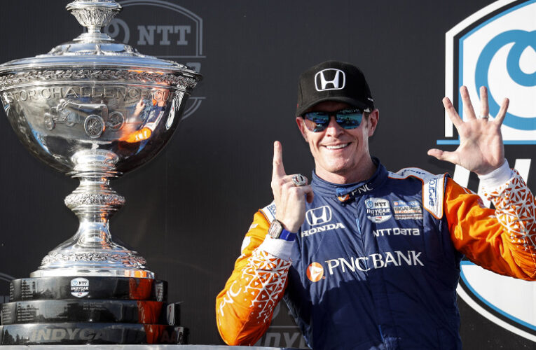 IndyCar St. Pete postscript and season final thoughts