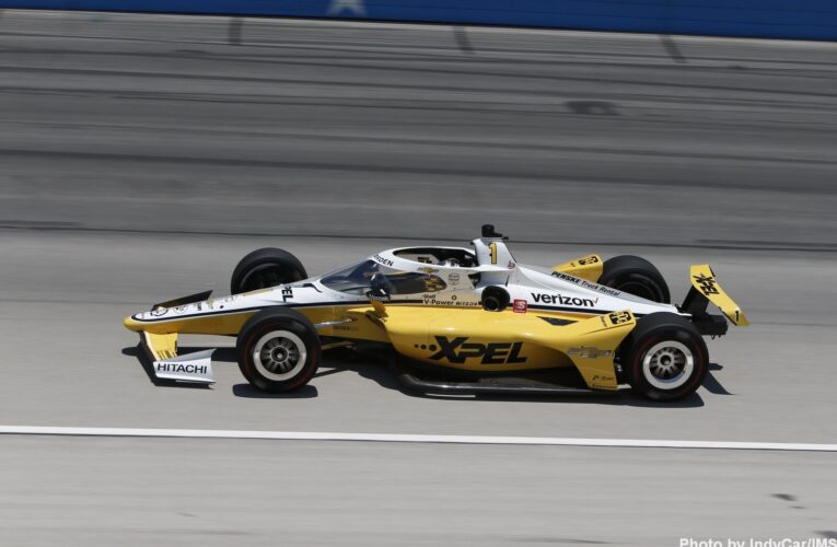 IndyCar won't replace chassis until its 12 years old