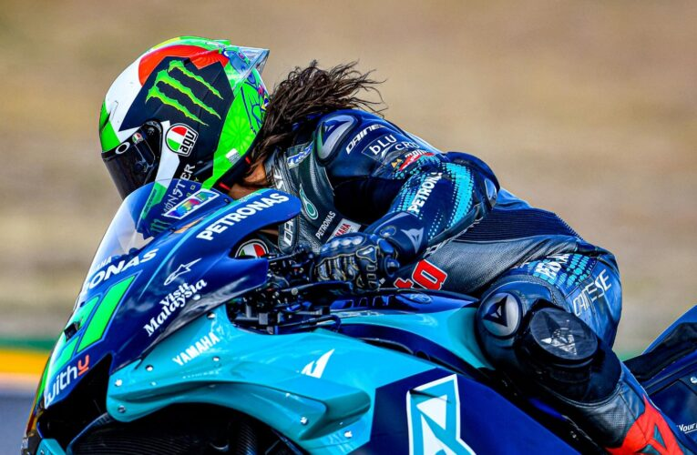MotoGP: Morbidelli earns phenomenal MotorLand victory