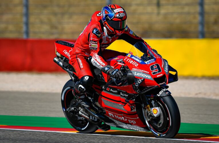 Ducati extends MotoGP future to 2026 with new agreement