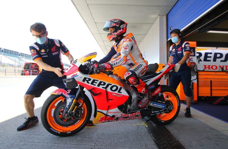 MotoGP boss rules out third factory Honda