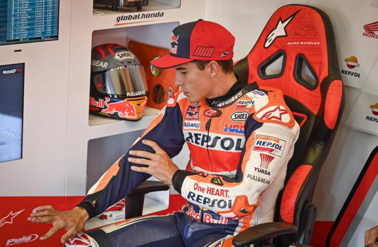 Marc Marquez likely to miss first 3 MotoGP races of 2021