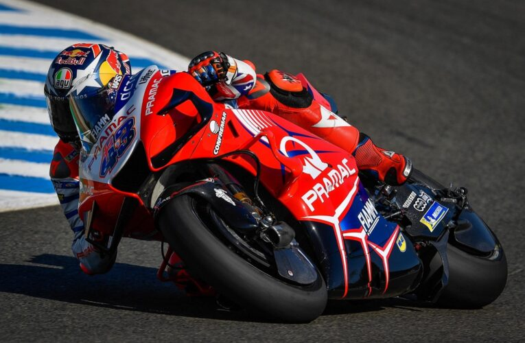 MotoGP: Miller tops FP2 in mixed conditions