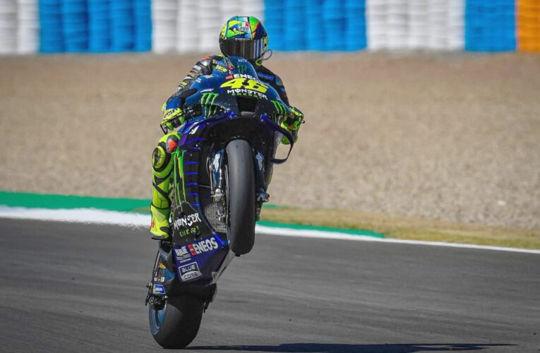 Rossi to sign with Petronas SRT Yamaha at Misano