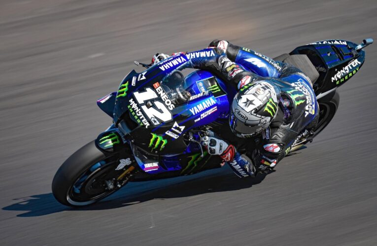 Vinales takes Misano 2 pole after Bagnaia lap deleted