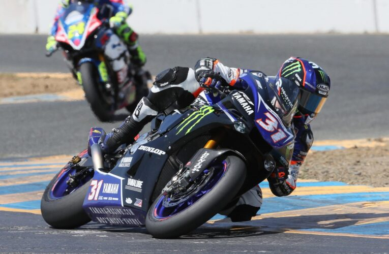 Garrett Gerloff replaces Rossi Friday at Valencia