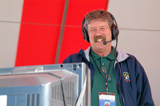 The 'voice' of the GP of Long Beach, Bruce Flanders, dies