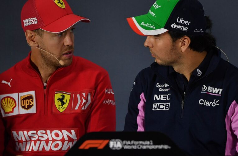 Perez sponsors trying to stop Vettel move to Racing Point  (Update)