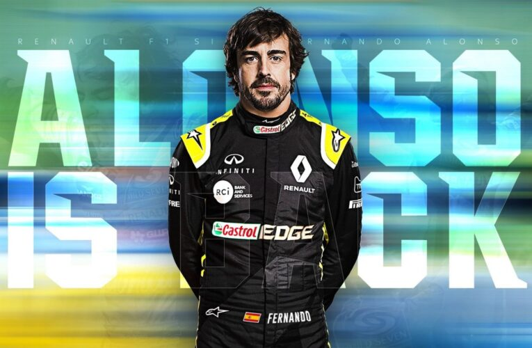 F1 'most boring' category of racing – Alonso