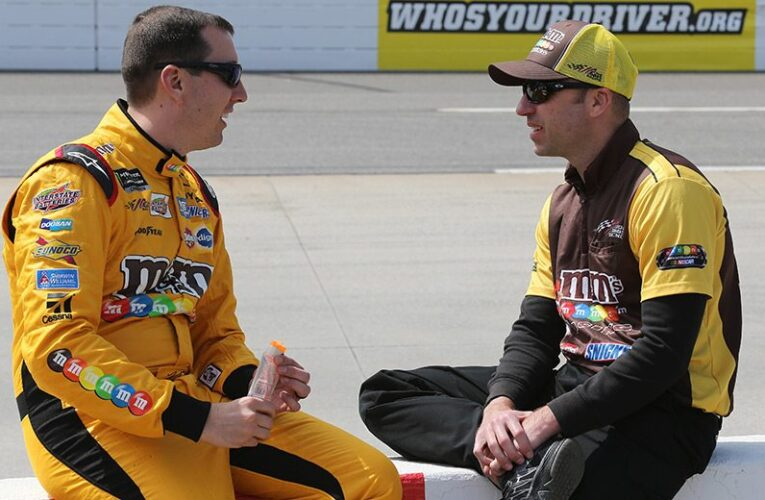 Crew chiefs for Kyle Busch, Clint Bowyer suspended 1 race