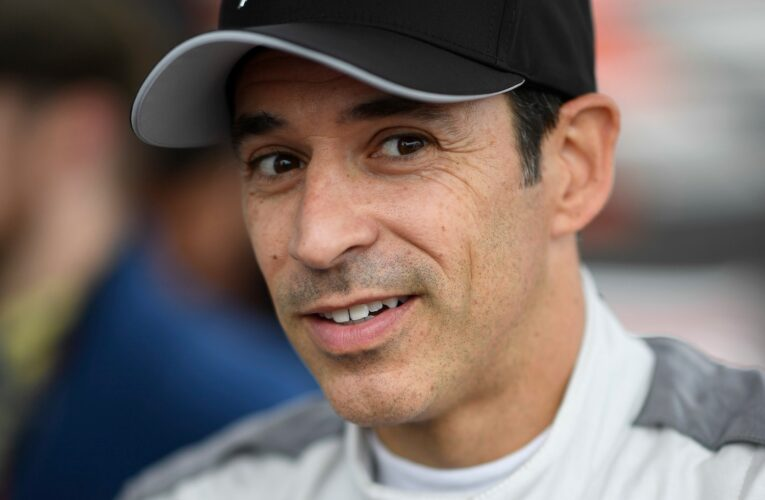 Helio Castroneves Inducted Into Team Penske Hall Of Fame