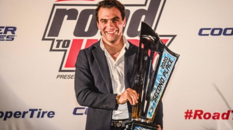 DeFrancesco moving up to Indy Lights with Andretti for 2021