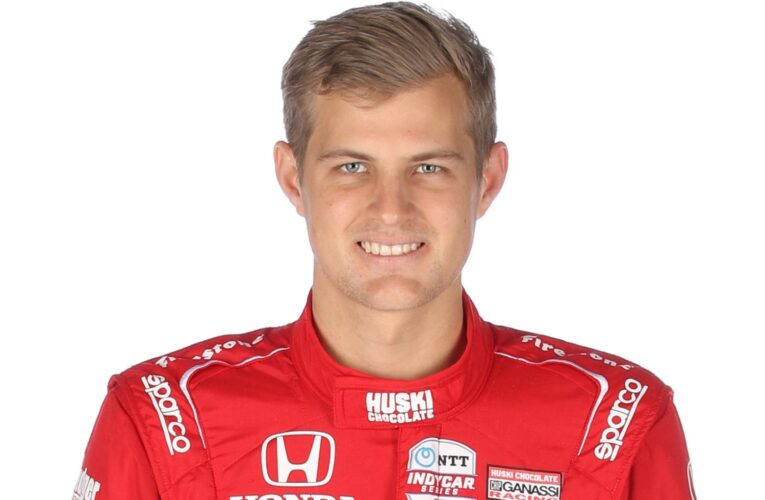 Marcus Ericsson and Chip Ganassi Racing Continue INDYCAR in New, Multi-Year Deal