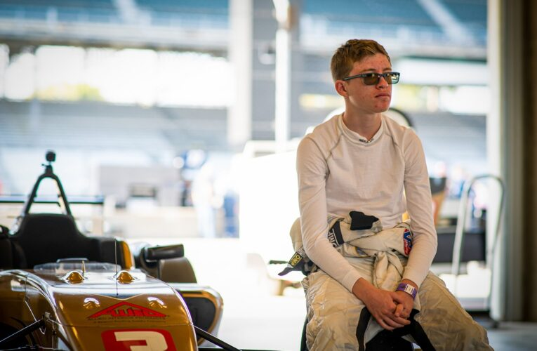 Cape Motorsports Confirms Return Of Reece Gold To USF2000 Championship
