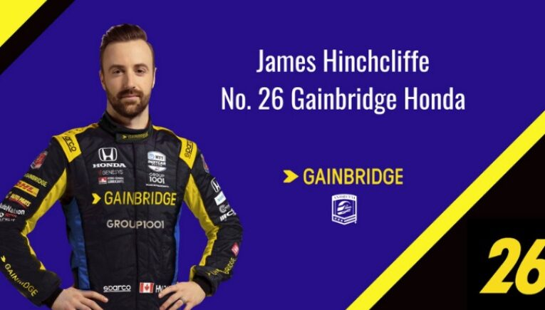 Hinchcliffe to drive #26 Andretti Honda, replacing Veach