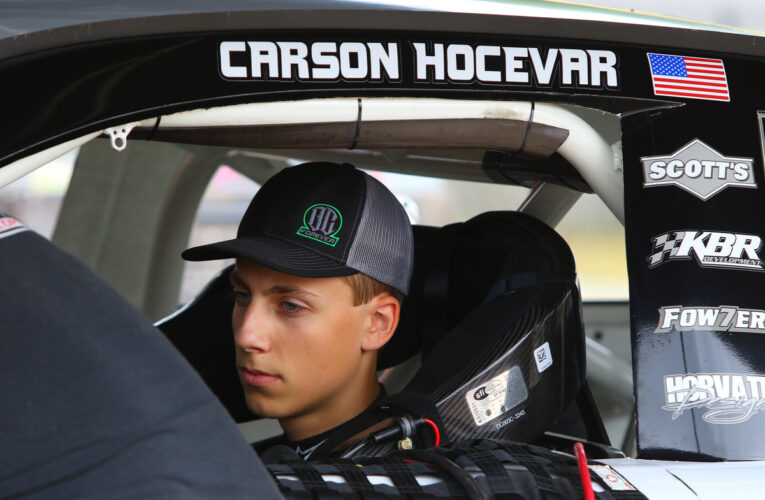 Carson Hocevar Joins Niece Motorsports for Partial Schedule in 2020