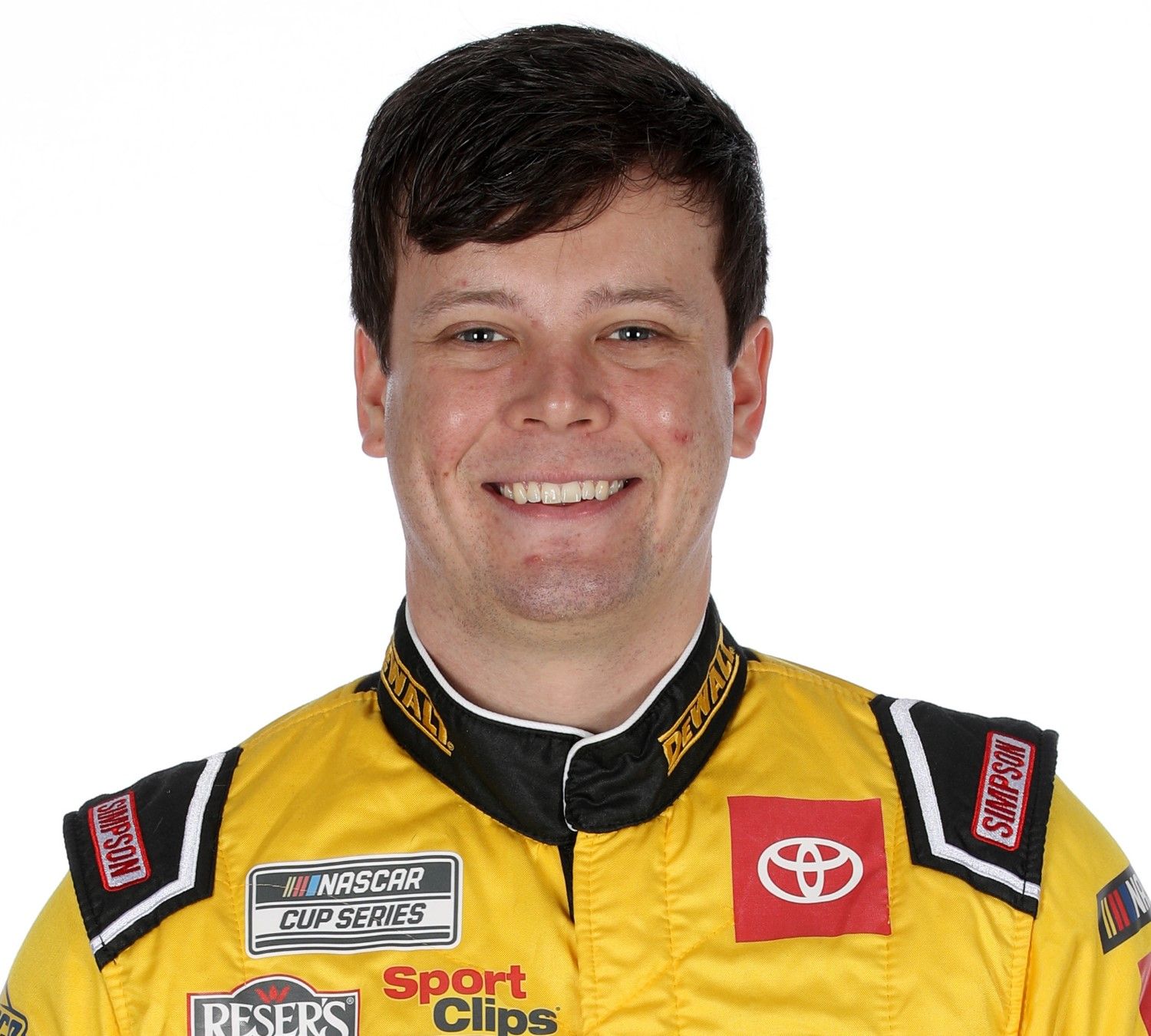 Erik Jones - the results were just not there