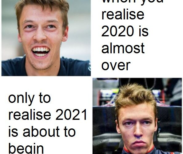 2020 is almost over