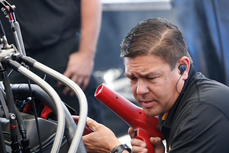 NHRA Co-Crew Chief Killed in Car-Pedestrian Accident in Texas
