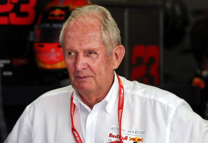 Dr. Helmut Marko also willing to run Austrian GP with zero fans and zero media