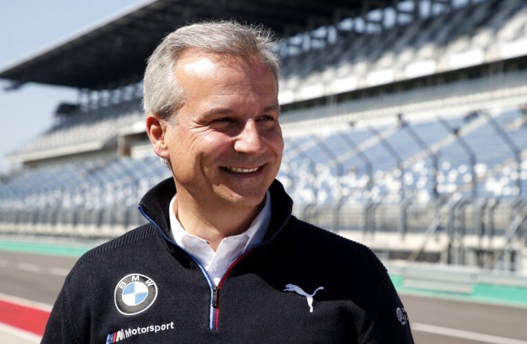 BMW Motorsport Boss Jens Marquardt moves on to a new role
