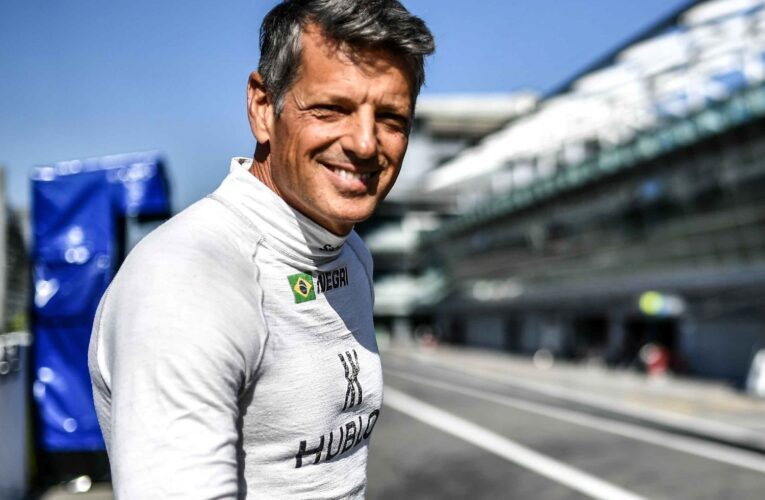 Ozz Negri Returns to 24 Hours of Le Mans with Ferrari