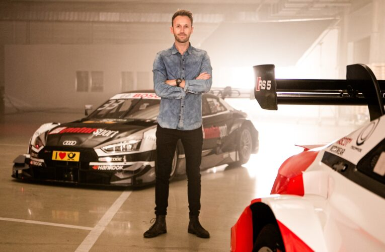 "Triple champion Rene Rast: ""The DTM has always been my home"""