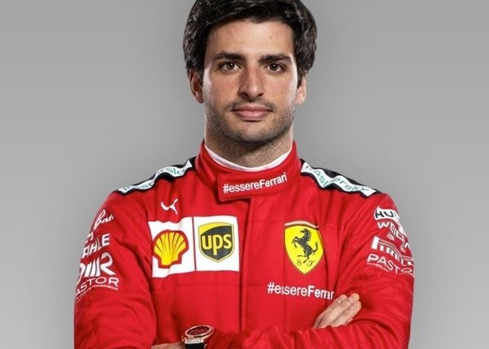 Rumor: Sainz Jr. to get early Ferrari run at 'young drivers test'