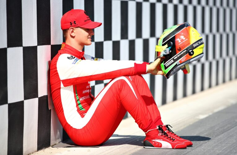 F2: Thoughts from a champion – Mick Schumacher