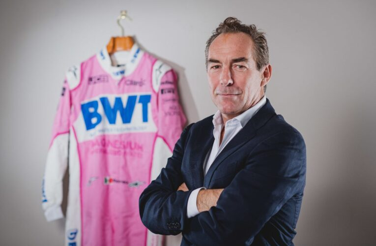 Racing Point F1 Team appoints Jefferson Slack as Commercial Managing Director
