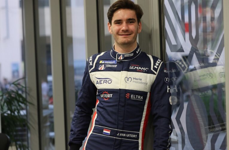 Job Van Uitert To Join United Autosports For 2020 ELMS And LeMans 24 Hours