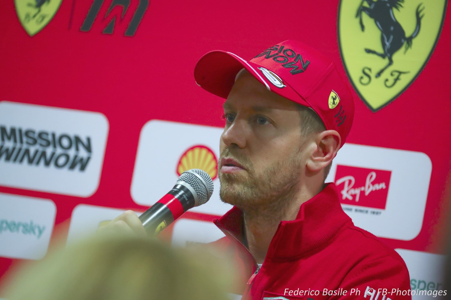 Why does Vettel want to stay with a team that gives near zero chance to win another title