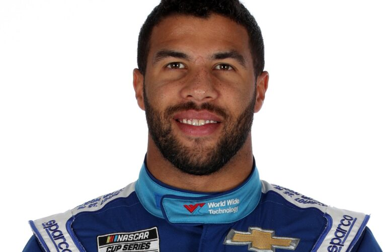 Famous Helmet Artist rips into Bubba Wallace