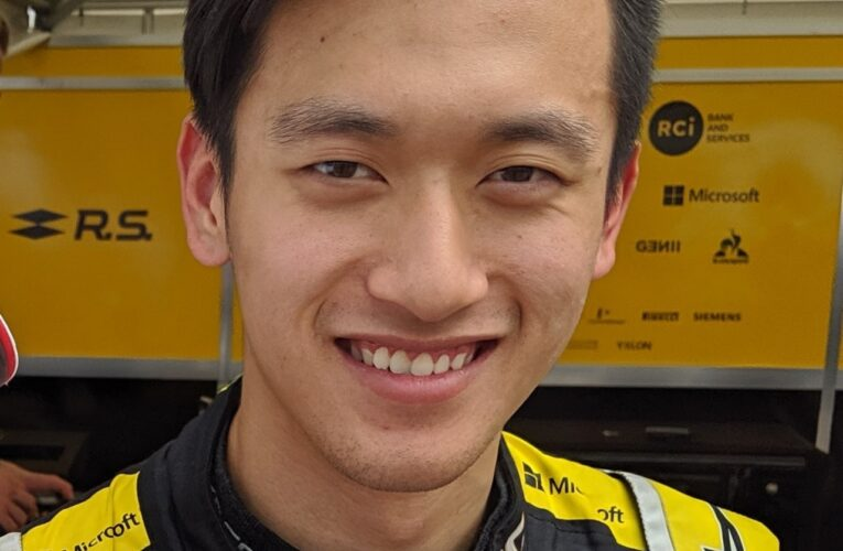 Zhou to test for Renault at Young Driver Test in Abu Dhabi